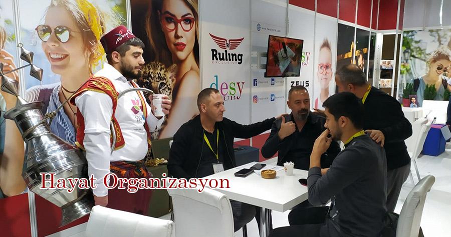 osmanlı şerbetçisi fuar organizasyonu