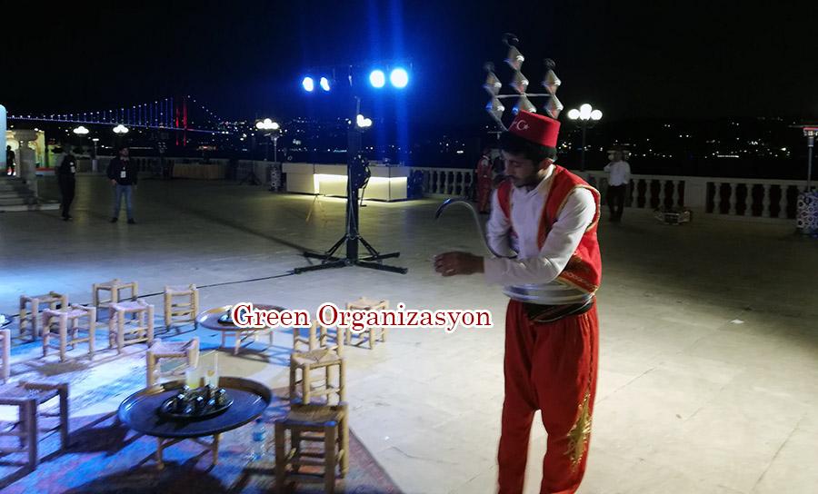 osmanlı şerbeti ikramı hizmeti