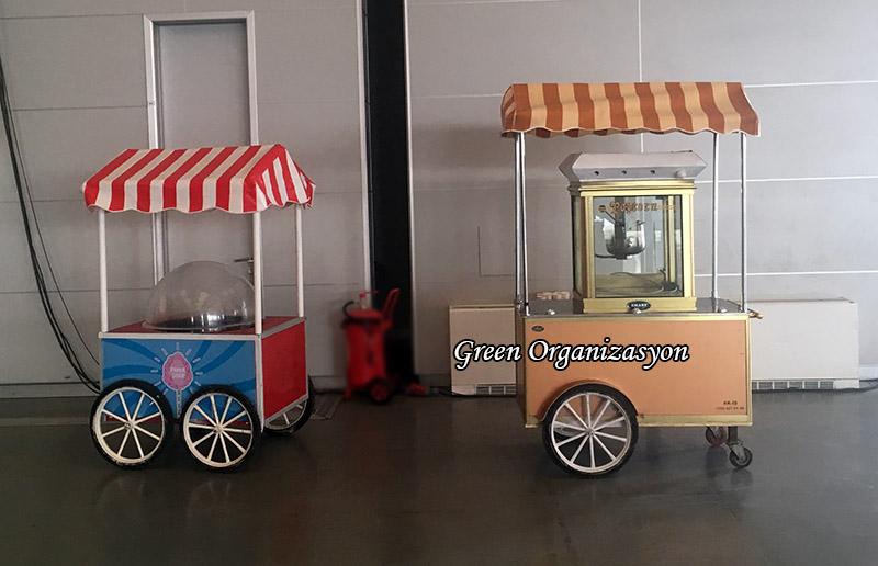 pamuk şekeri standı ücret