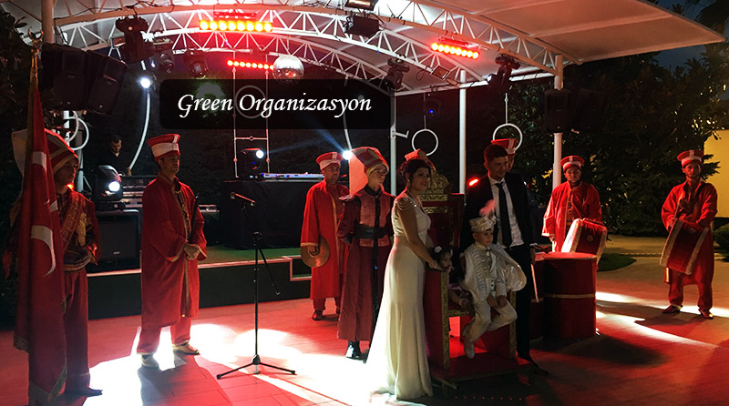 sünnet düğün organizasyonu istanbul