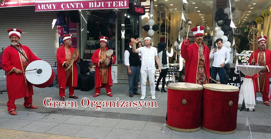 açılış organizasyonu mehter takımı