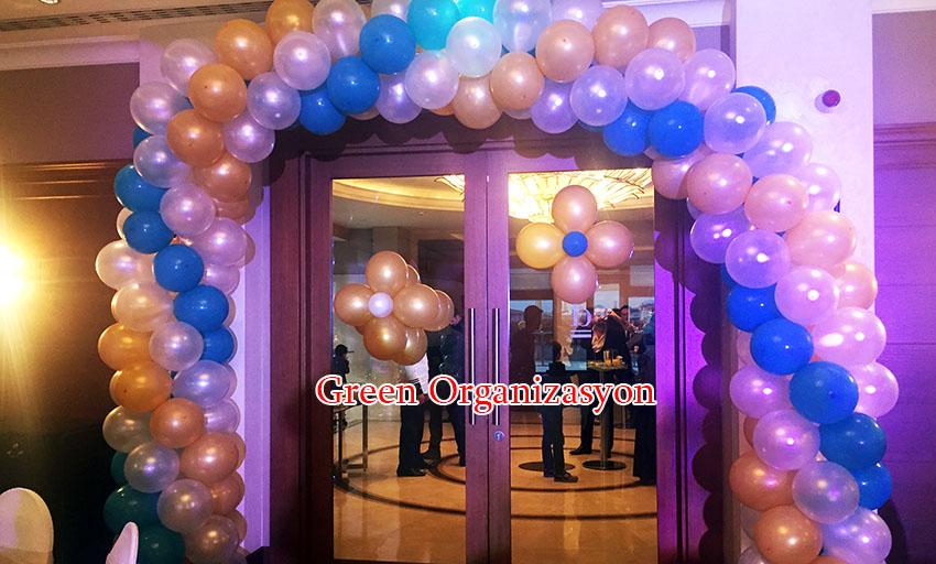 sünnet düğün organizasyonlarında salon süsleme