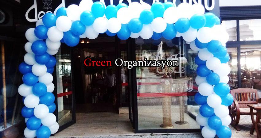 istanbul balon süsleme organizasyonu