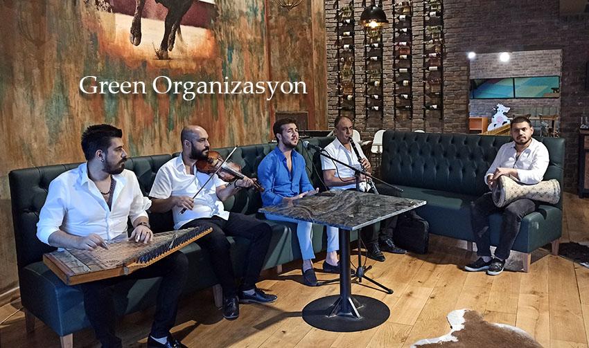 orkestra ve müzisyen kiralama