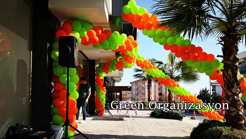 balon süsleme organizasyonu istanbul